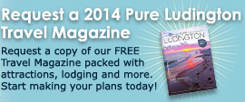Request a 2014 Pure Ludington Destination Guide