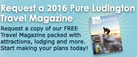 Request a 2016 Pure Ludington Destination Guide