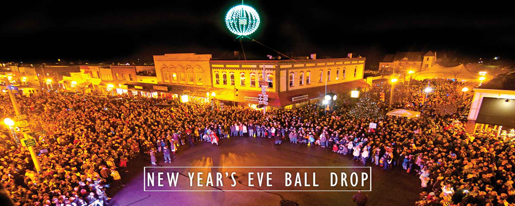 michigan s largest nye ball drop is in ludington mi pure ludington nye ball drop is in ludington mi