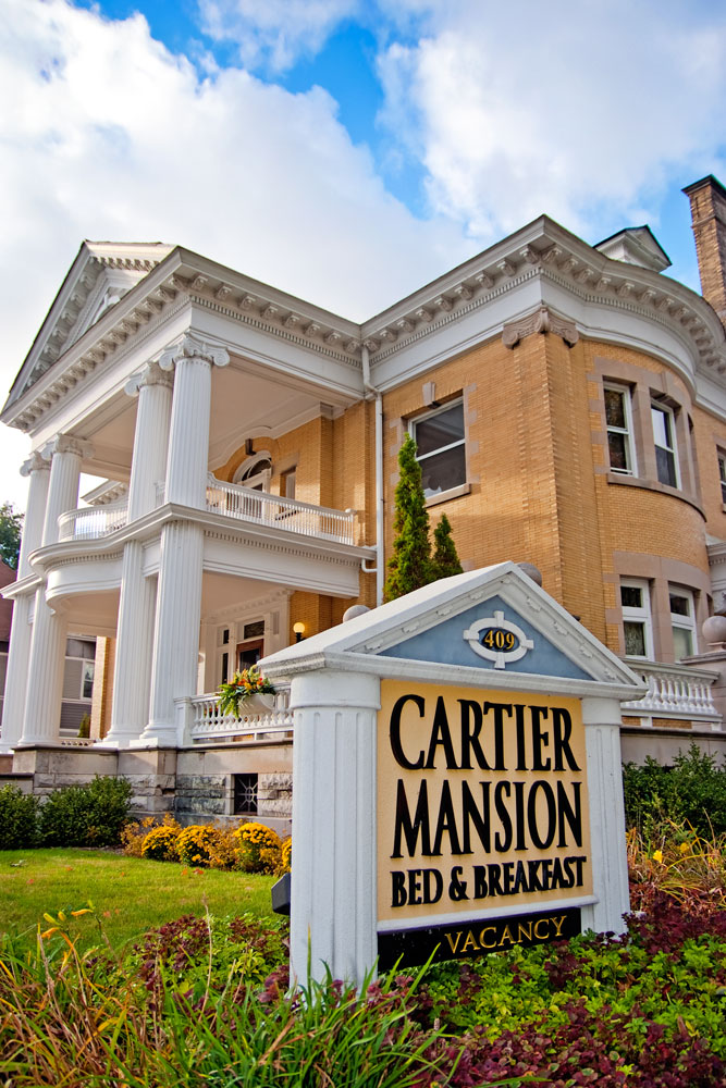 Cartier Mansion