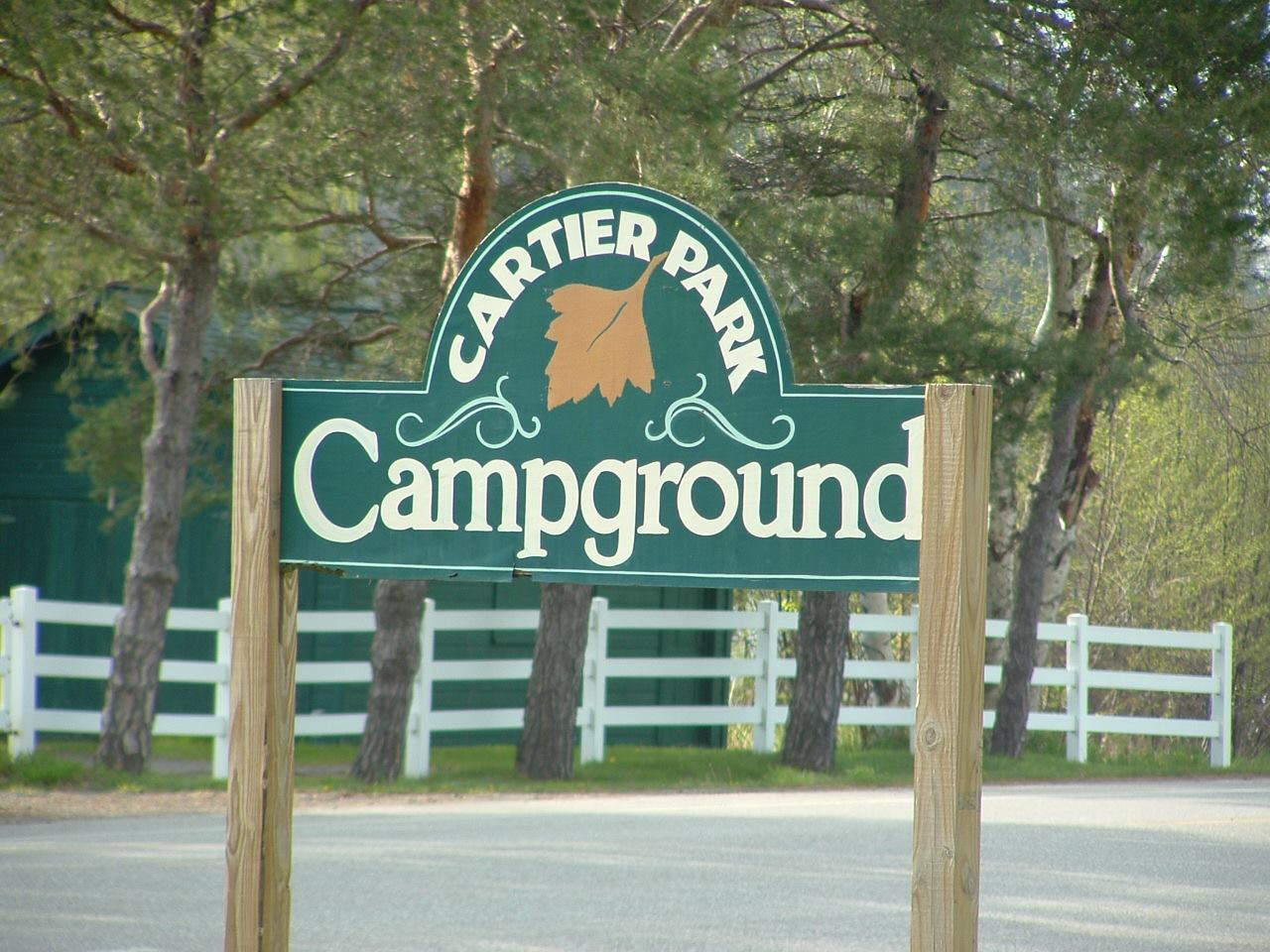 Cartier Park Campground