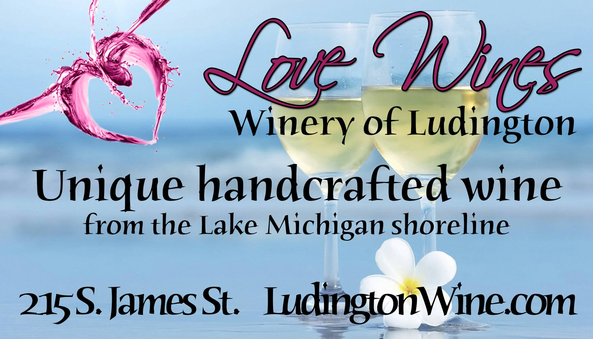 Love Wines Winery of Ludington