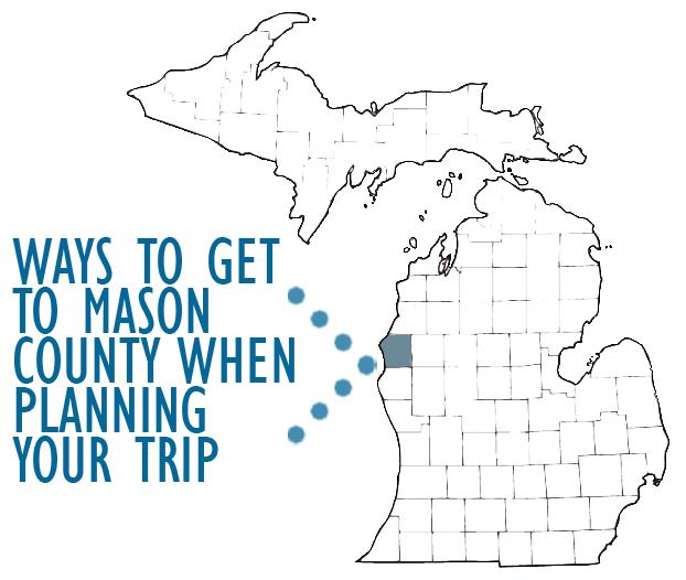 Ways to get to Mason County - Pure Ludington