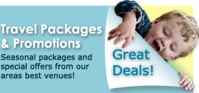 Travel Packages and Promotions